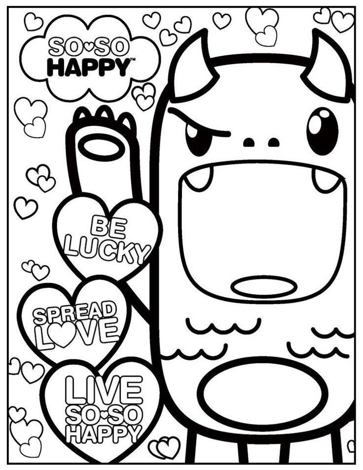 4200 Cute Number Coloring Pages Download Free Images