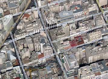 Πλατεία στο κέντρο της Αθήνας σε μόλις 6 δευτερόλεπτα ...Δίπλα στην Ομόνοια