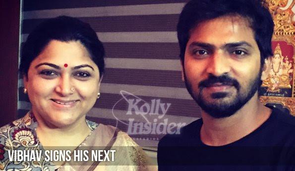 Sundar C to direct Vaibhav in his next