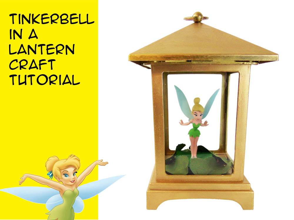 The Perfect Pixie Decoration Inspired By Peter Pan Tinkerbell In A