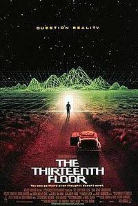 Фильм Тринадцатый этаж