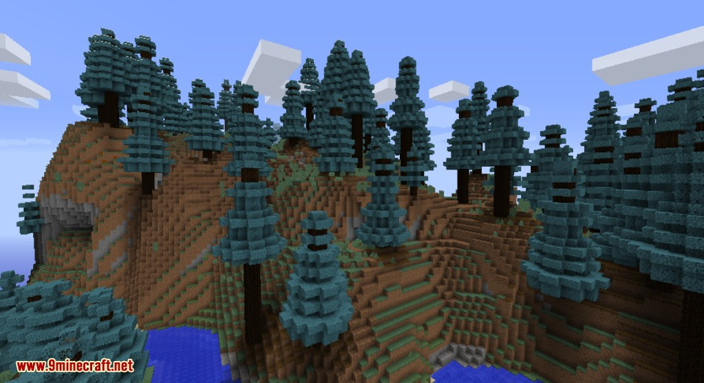 最高のマインクラフト 最高のroofed Forest Pixelmon