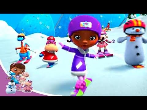 Доктор Плюшева - Спасатели в Арктике: Прибытие в Арктику - Сезон 5 серия 8 | Мультфильм Disney