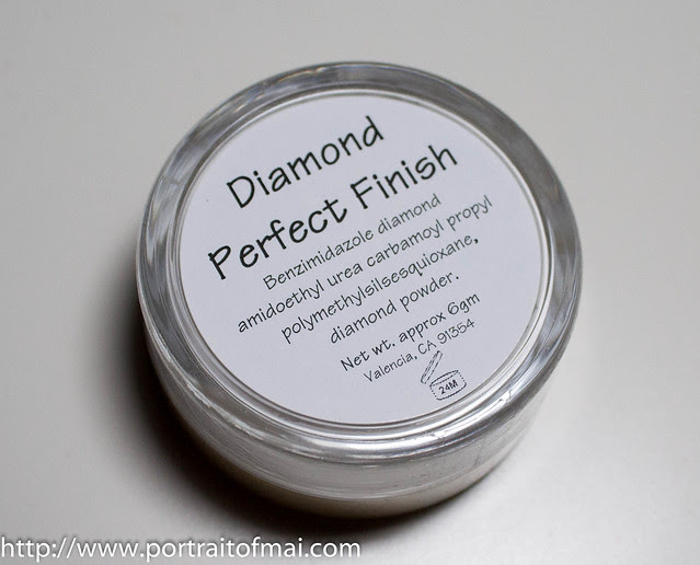Purely Cosmetics Diamond Perfect Finish Powder