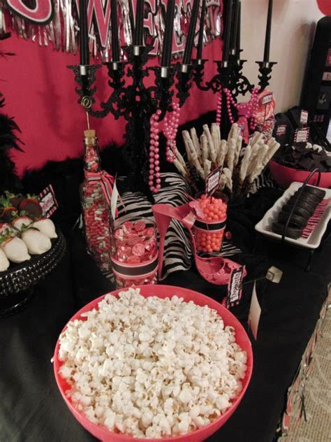 Sweet 16 Party   All the Rage Decor