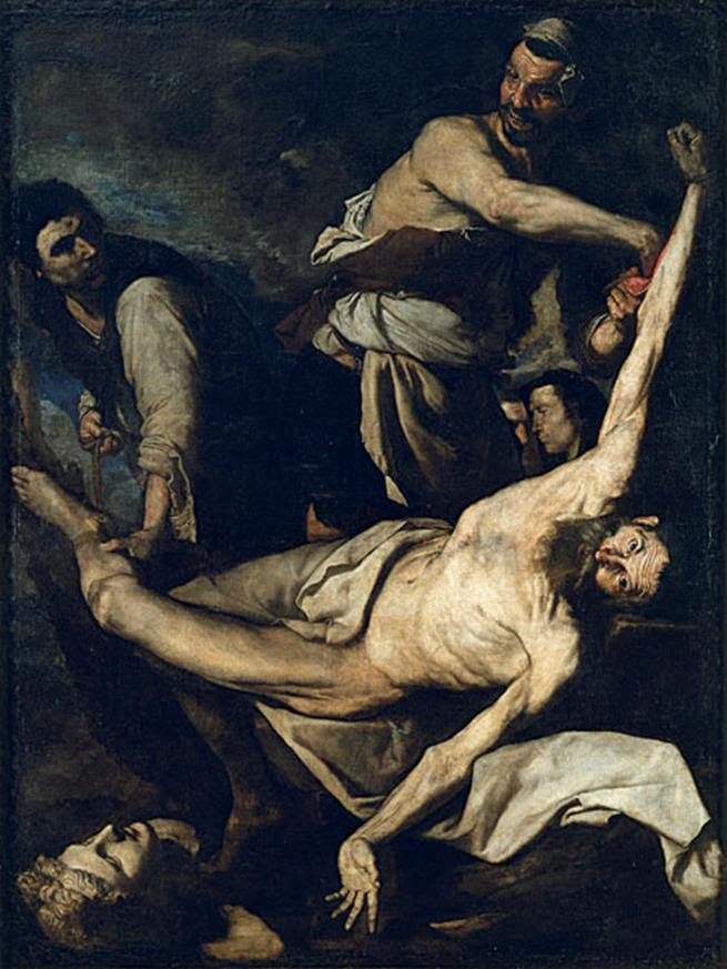 File:Martyrdom of Saint Bartholomew at MNAC.jpg