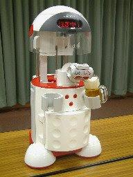 asahi beer robot promotion