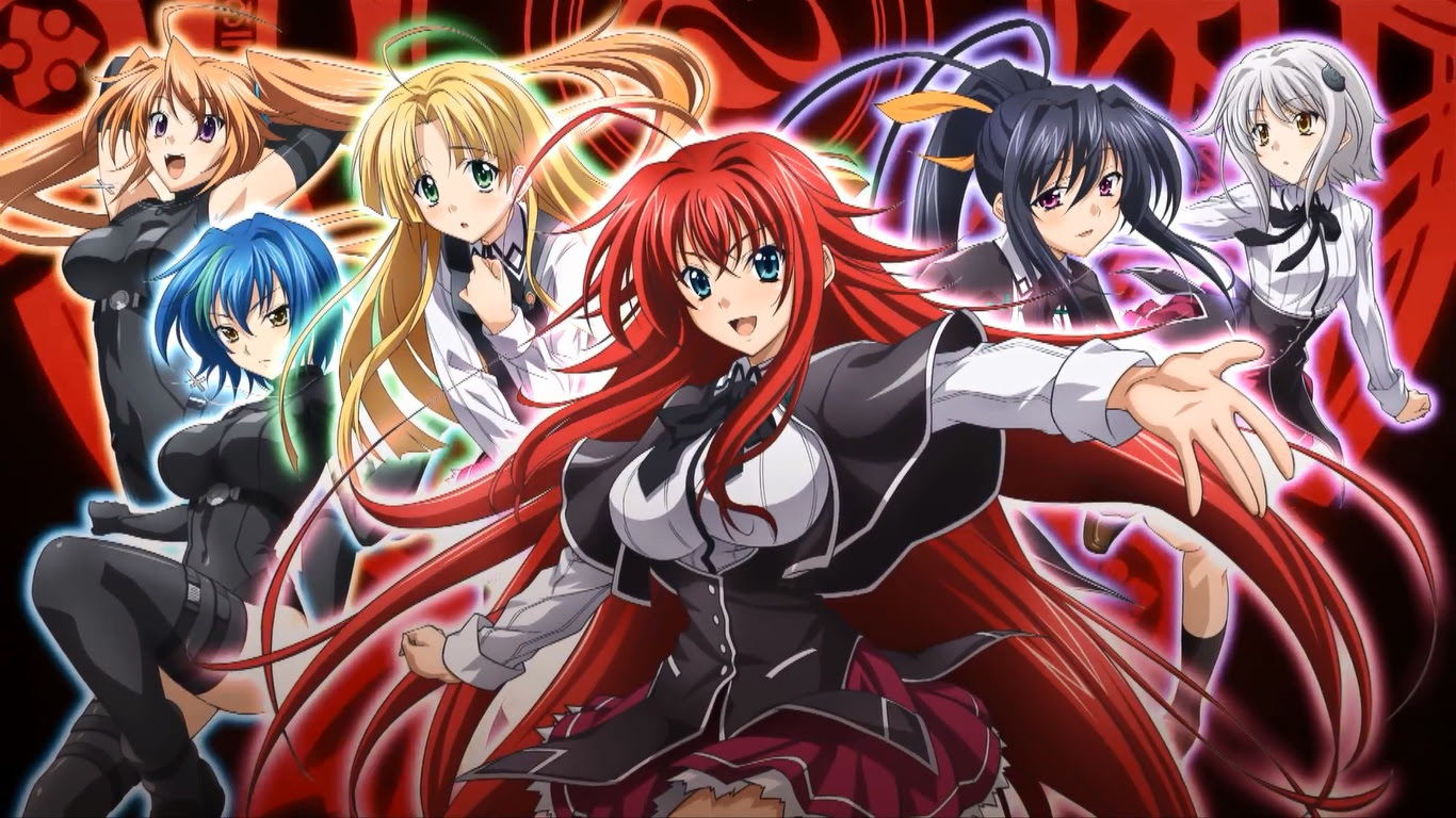 Petition Change In Highschool Dxd Artstyle For Season 4
