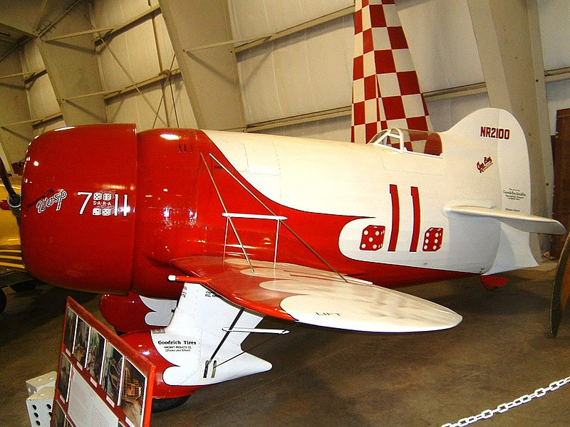 800px Gee Bee R 1 20 Worlds Ugliest Aircraft Designs Ever