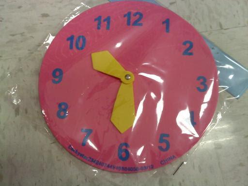 Julie: Clock