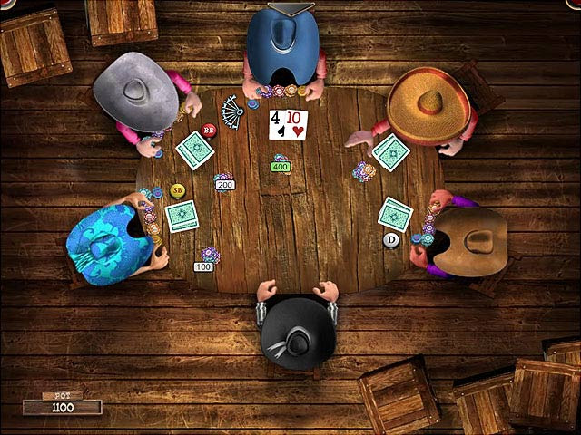 Governor of Poker \u0026gt; iPad, iPhone, Android, Mac \u0026 PC Game