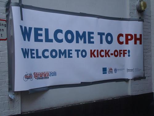 Kick-off party Cph