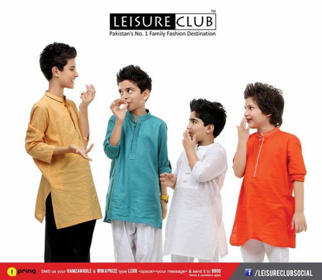 Beautiful-Stylish-Tiny-Boys-Girls-Spring-Summer-Collection-2013-by-Leisure-Club-2