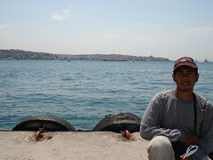 Panorama Istanbul Bhg Asia Dari Istanbul Bhg Europe