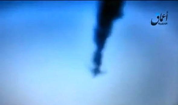 Hình ảnh Vạch trần video IS bắn hạ máy bay Nga là giả số 1