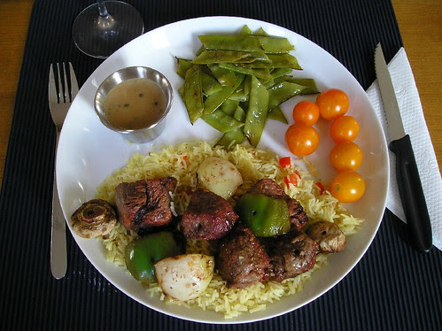 Brochette Filet Mignon