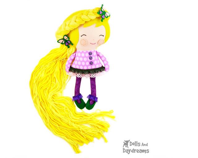 Rapunzel Rapunzel let down your hair!