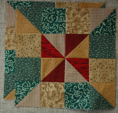 pinwheel 2 :: block #1