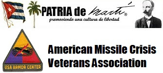 Patria de Marti American  Missile Crisis Veterans Association