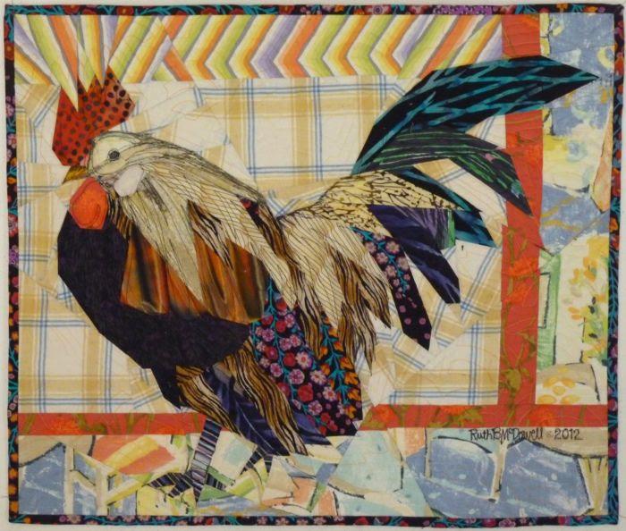 Le Coq de Colrain by Ruth B. McDowell