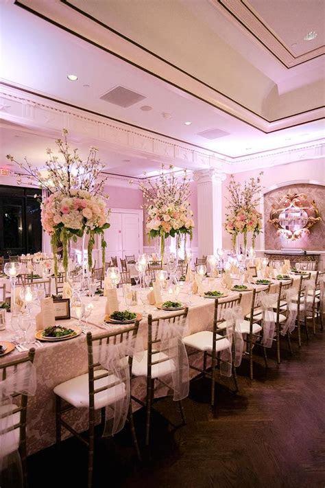 Pink and Gold Houston Wedding   MODwedding