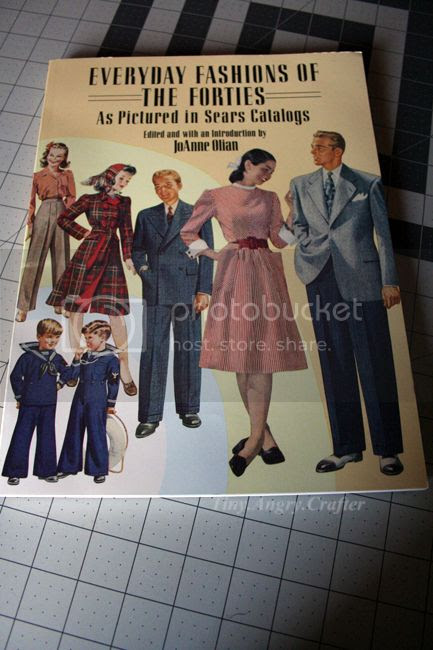 1940's clothing reference