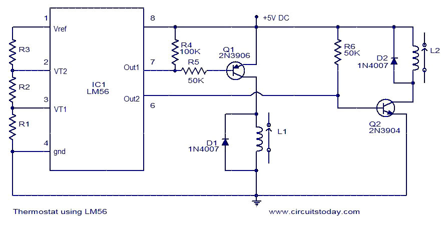 thermostat-using-lm56