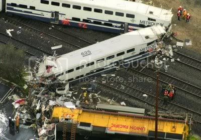 MetroLink Crash