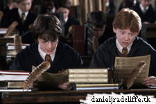 Harry Potter and the Chamber of Secrets stills
