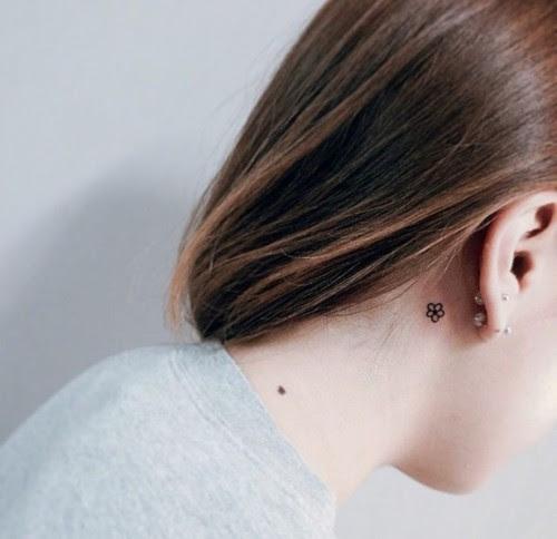 30 Tatuajes Femeninos Para Tu Cuello