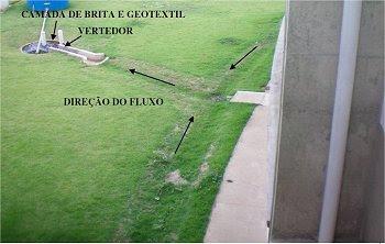 Sistema de biorretenção combate enchentes e limpa a água