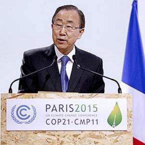 Dilma e Ban Ki-moon - Foto/Montagem