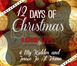 Grab button for 12 Days of Christmas Link Up