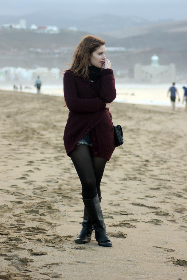 abrigo-burgunfy---shorts-vaqueros-heelsandroses-(1)