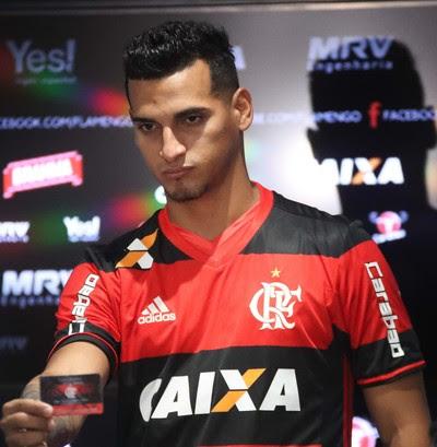 Trauco, Flamengo (Foto: Gilvan de Souza/Flamengo)