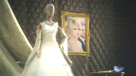 Final Fantasy 15 Get to Vivienne Westwood Store See