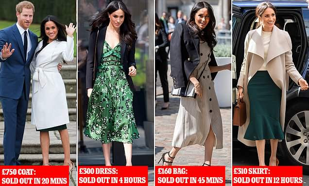 Meghan Markle: Why Prince Harry's fiancée is now the most powerful woman in fashion