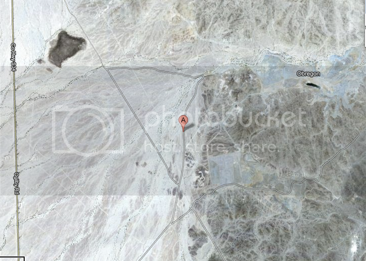 American Girl Mine Road, Winterhaven, CA