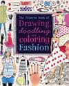 Picture of Drawing,Doodling and Coloring Fashion