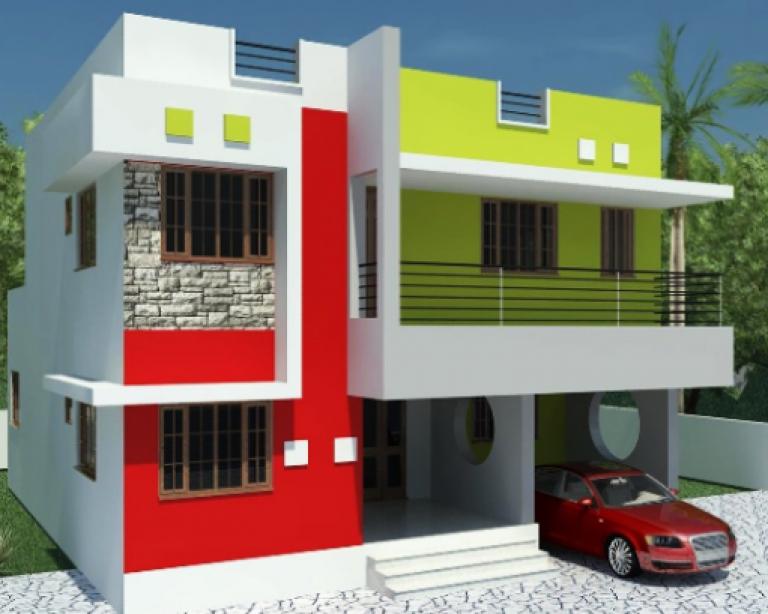 80+ Warna Cat Rumah Minimalis Interior Dan Eksterior ...