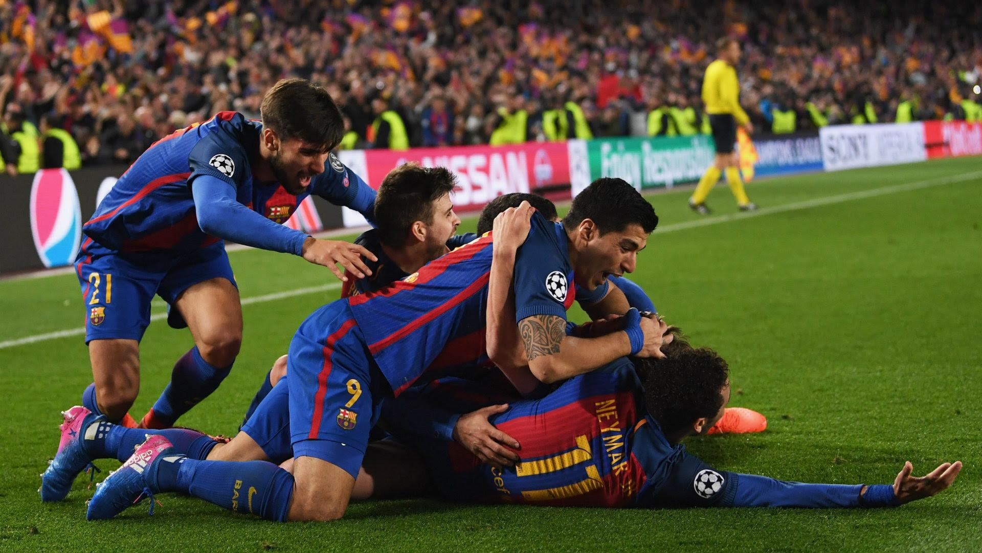 Barcelona vs PSG referee facing UEFA demotion | Goal.com