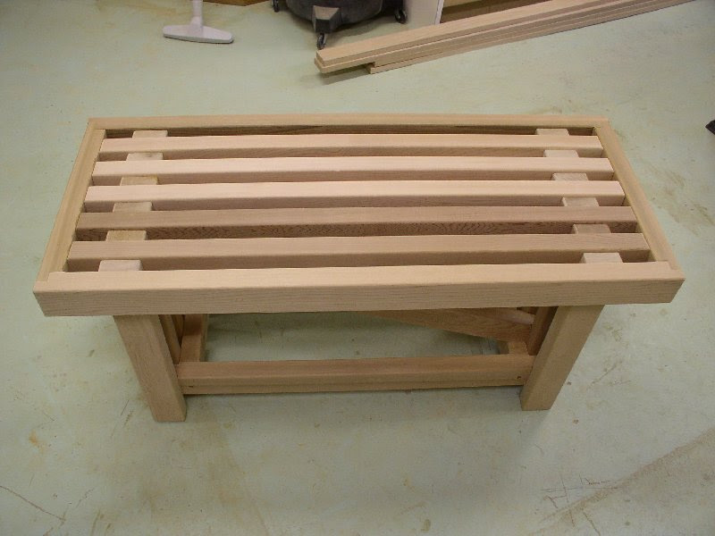 bench/table -- completed bench