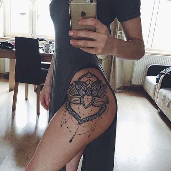 Tatuajes Que Te Harán Ver Mucho Más Sexy