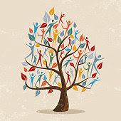 árbol Genealógico Fotos E Ilustraciones De Stock Imágenes Libres