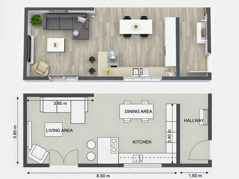 Ikea 3D Kitchen Planner Tutorial 2013 - YouTube