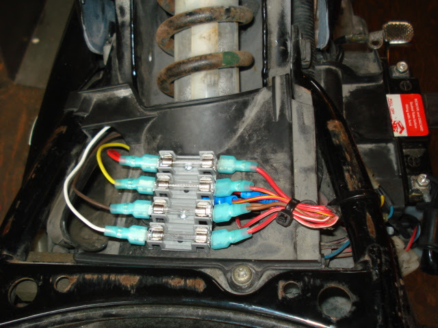 Fuse Box On Yamaha Virago