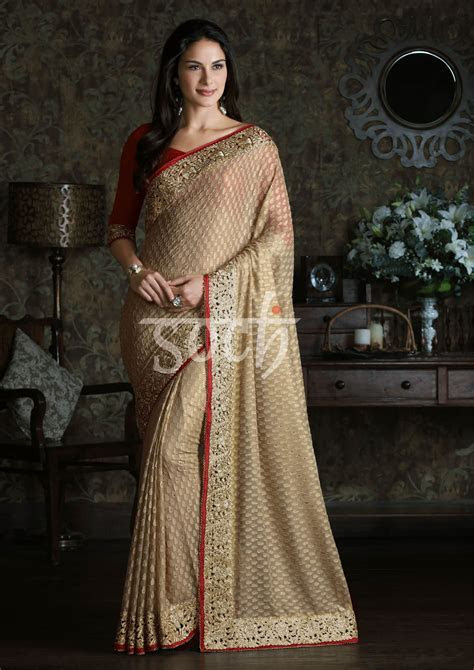Look regal in a #Soch saree #Drapeyourstyle   Desi Ness in