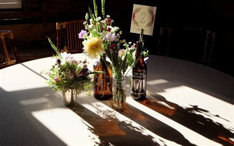 Behind the Scenes: Ashleigh & Phil?s Beer Themed Wedding