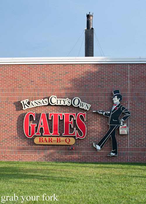 Gates BBQ barbecue meat beef Kansas City Missouri