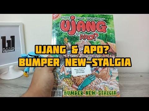 Bumper Ujang Apo?  New-stalgia | Malaysian Comics